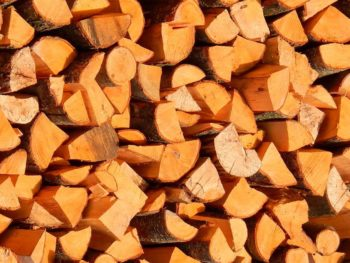 Ольховые сухие дрова с пилорамы
